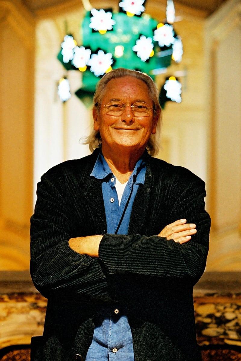 Ingo Maurer Porträt