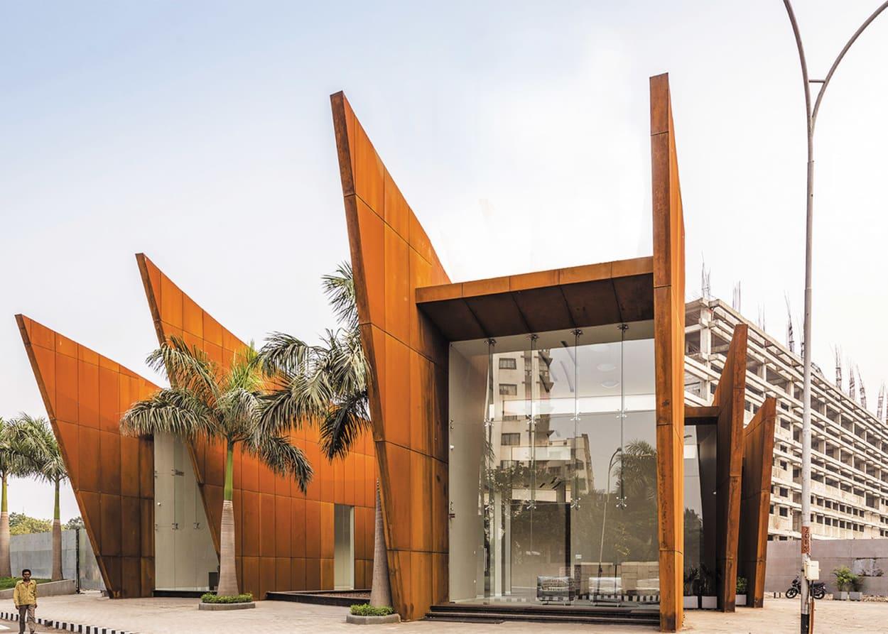 The Crescent, Sanjay Puri Architects