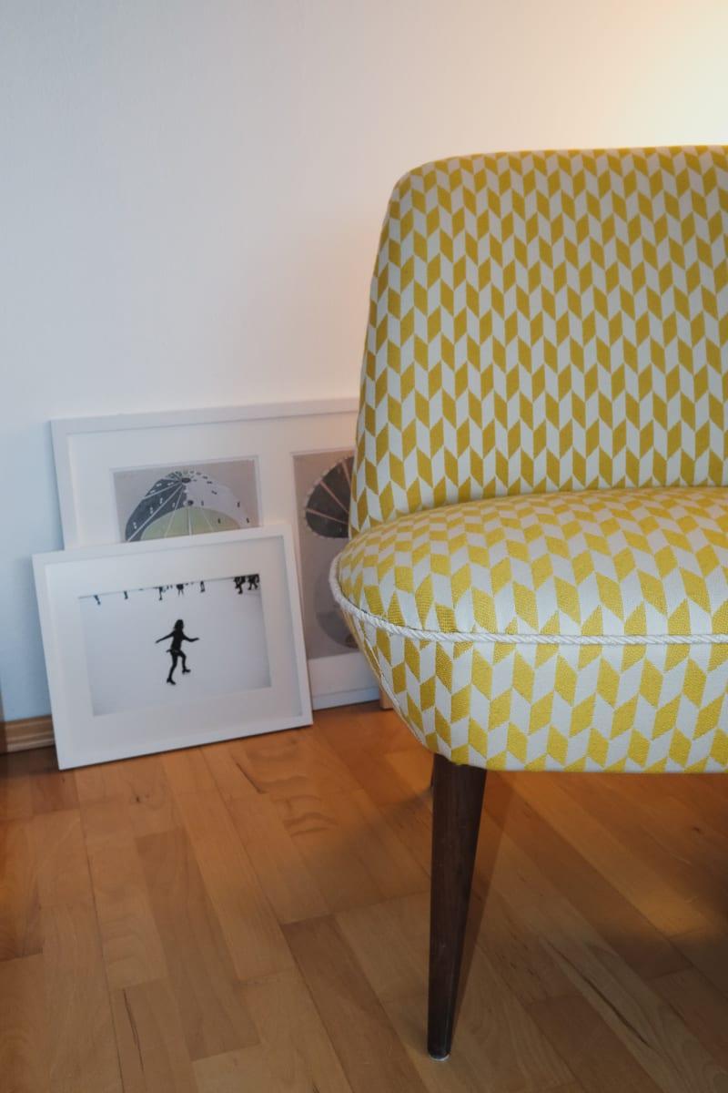 Vintage-Sessel