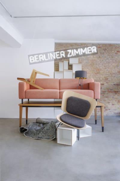 Berliner Zimmer Zusammenstellung