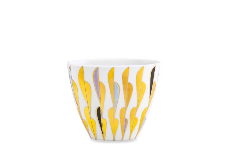 """""""Flowerpot Shape Vase"""""""