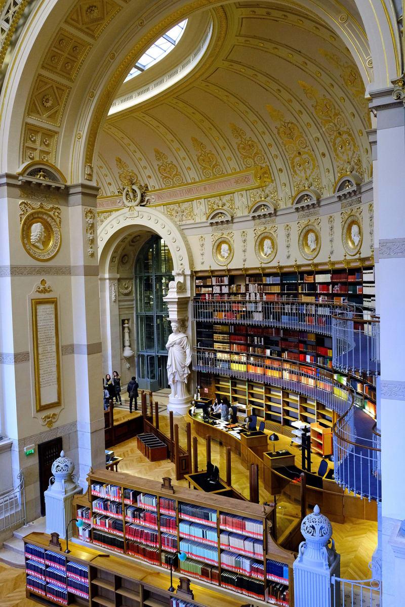Richelieu Bibliothek b