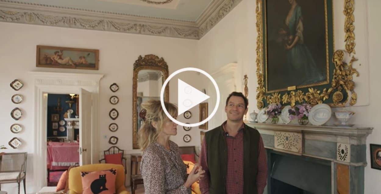 Open Door, Video, Dominic West, Schloss, Irland