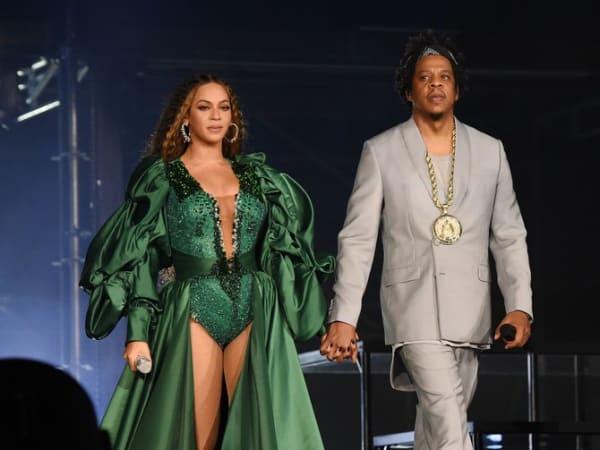 Die Carters: Beyoncé und Jay-Z.