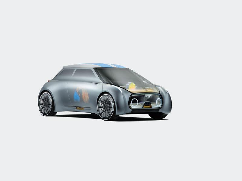 BMW Mini Vision Next 100