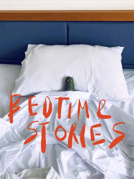 """""""Bedtime Stories"""", ein Audio-Projekt von Maurizio Cattelan."""