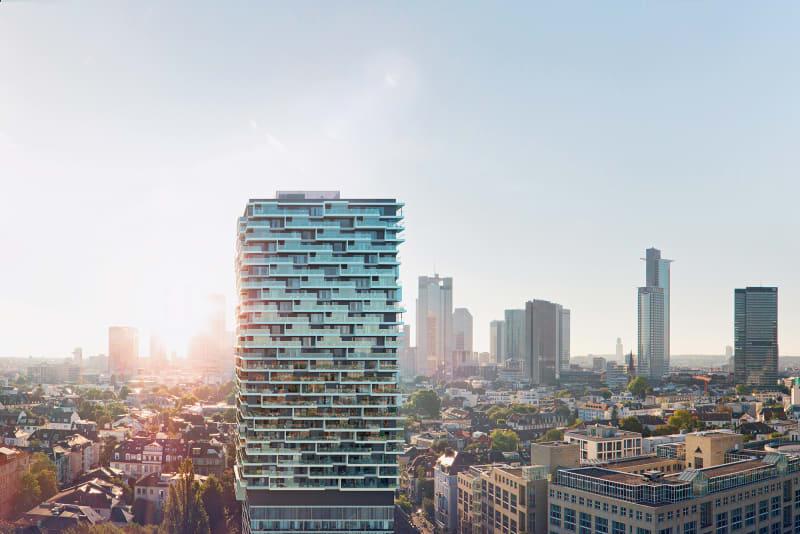 7. Wohnturm in Frankfurt