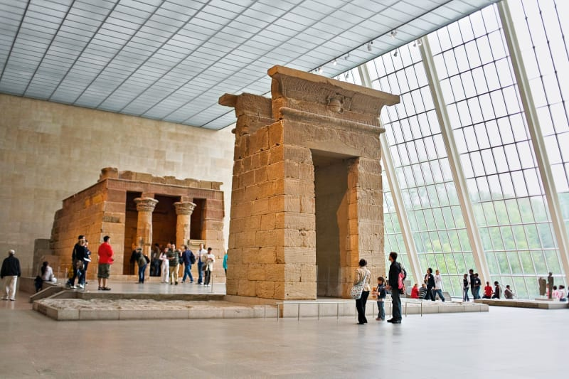 """Temple of Dendur"""