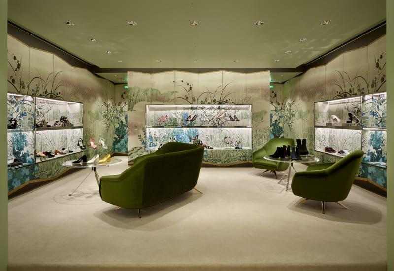 Graphic Rooms Prada