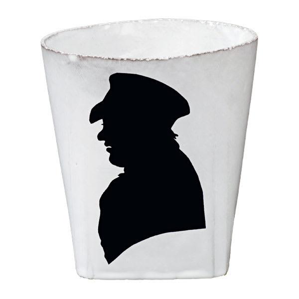 """Zahnputzbecher """"Silhouette Cup"""", Astier de Villatte"""