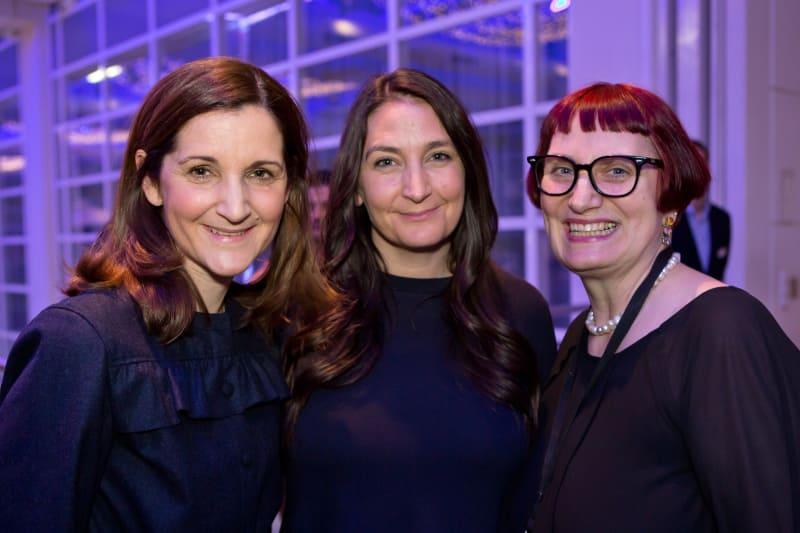 Susanne Förg-Randazzo, Bethan Gray, Nicolette Naumann