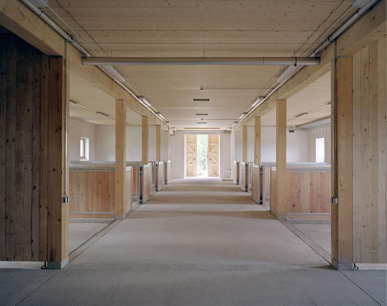 Umbau Hofstelle