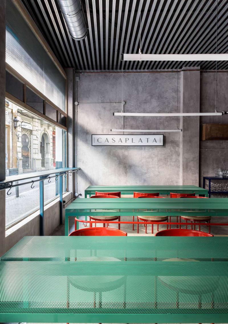 "Restaurant ""Casaplata"""