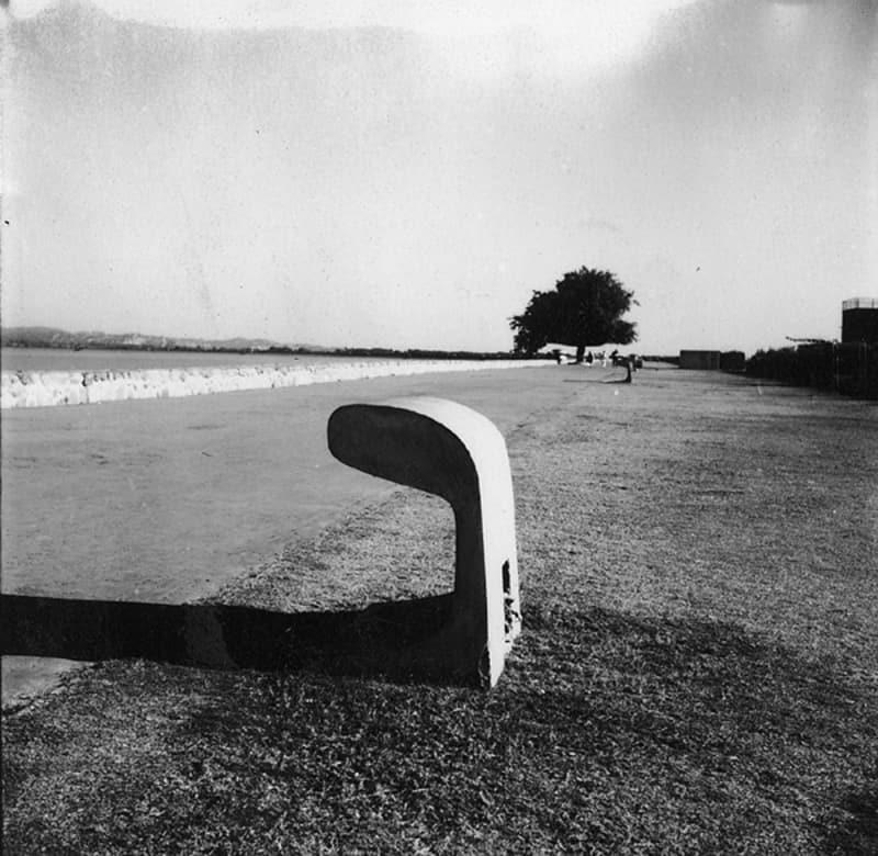 Le Corbusier, Borne éclairante
