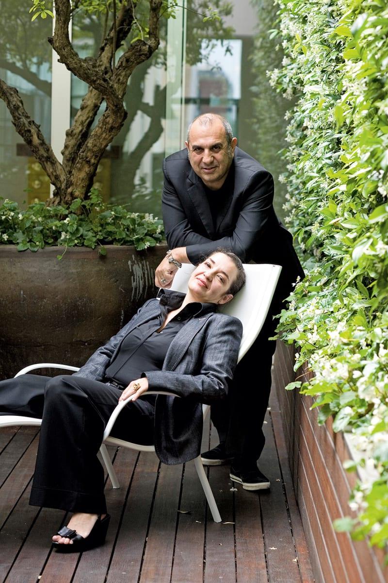 Elisa Gargan  und Stefano Giovannoni