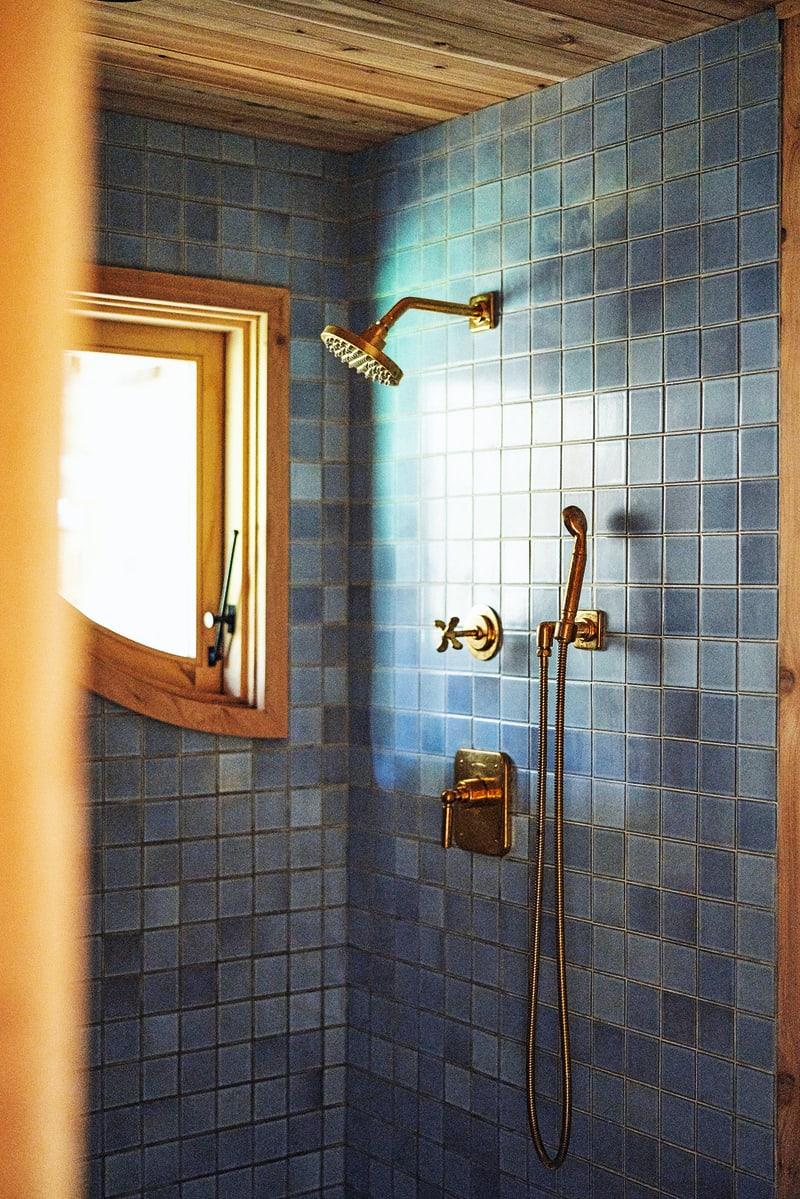 Badezimmer Antler House