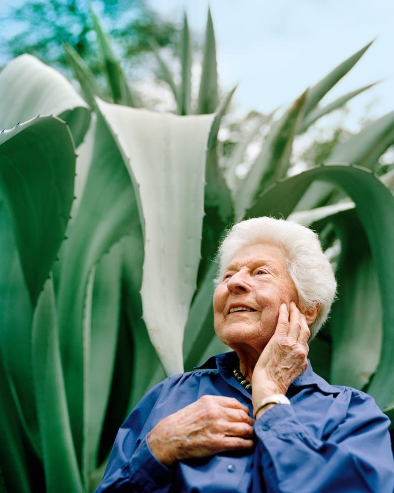 Ruth Bancroft, Porträt