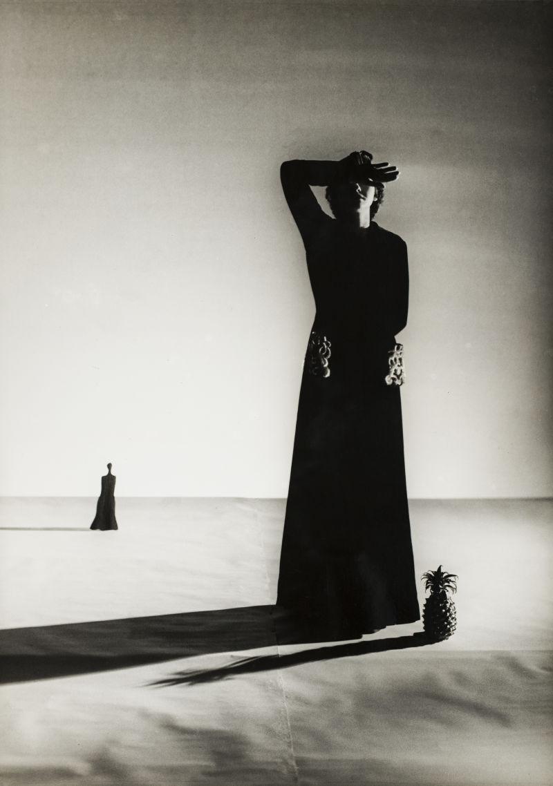 Genia Rubin, Lisa Fonssagrives. Robe: Alix (Madame Grès), 1937