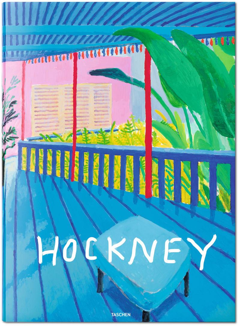 David Hockney Sumo F
