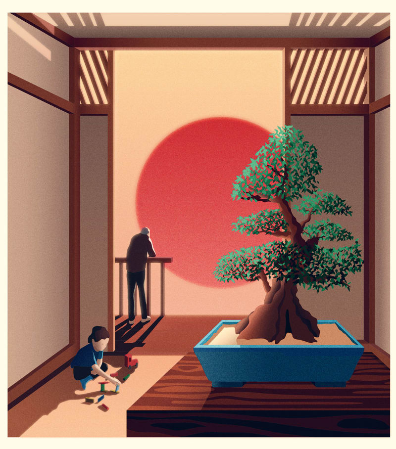 Der Bonsai