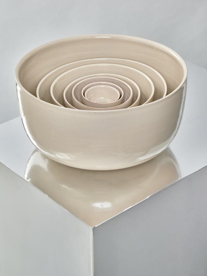 """Keramikschalen """"Giro"""" von Julie Richoz für Trame"""