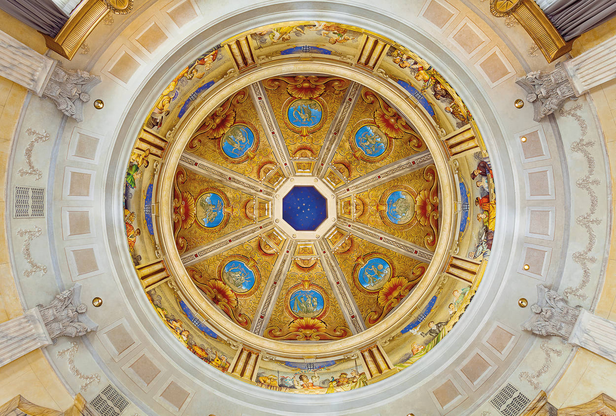 AD, The Westin Excelsior Rome, Giorgetti