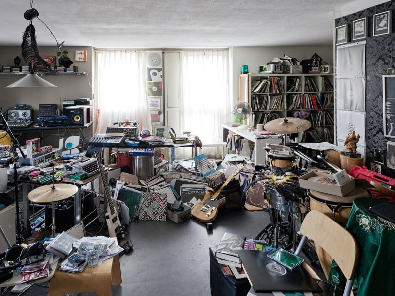 Ragnar Schmuck DJ Rooms