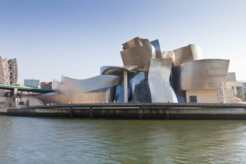 Guggenheim-Museum, Bilbao (1993-1997)