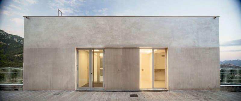 4. Vora Architekten, Paüls, Spanien