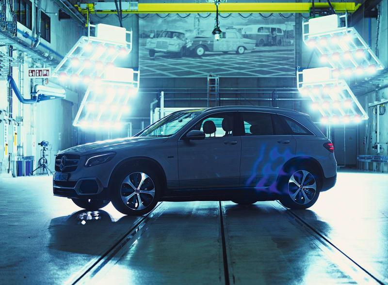 GLC F-Cell Mercedes