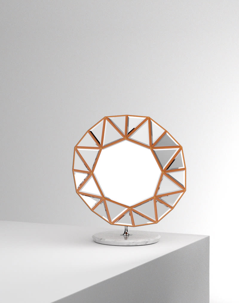"""""""Dimond Mirror"""" von Marcel Wanders"""