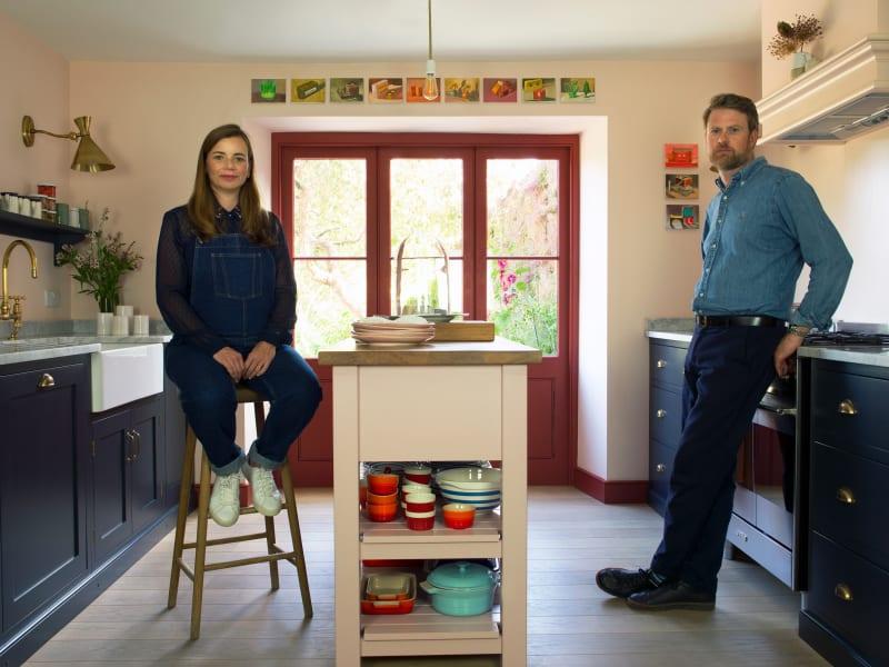 Haus von Ed und Alice Workman