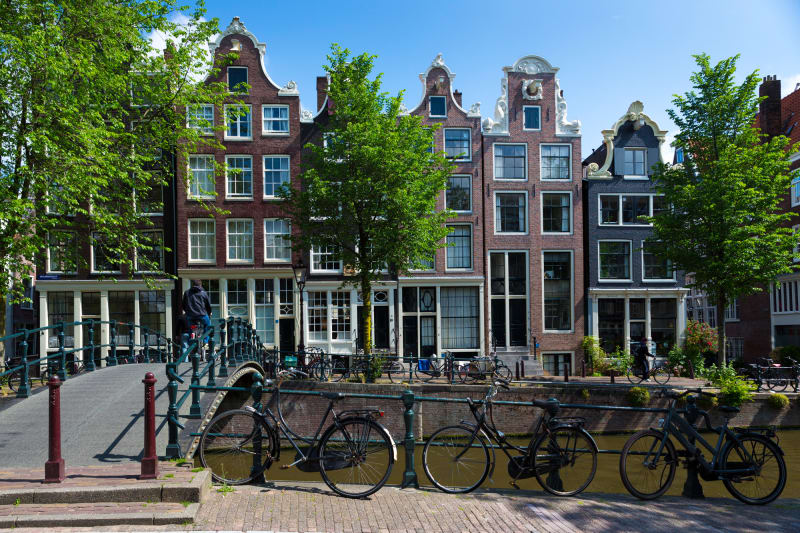 17. Amsterdam, Holland