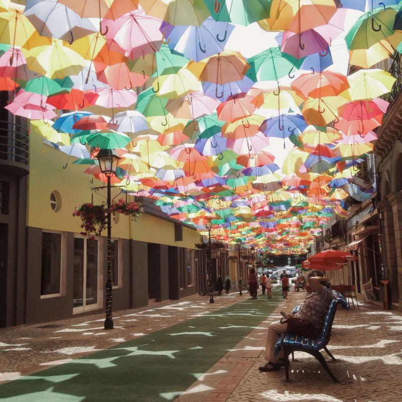 19. Águeda, Portugal