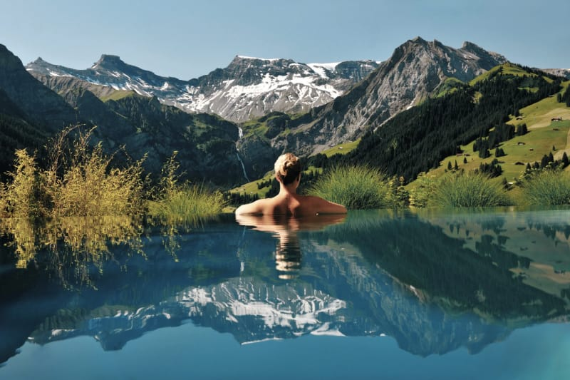 "10. Schweiz, ""The Cambrian Adelboden"""