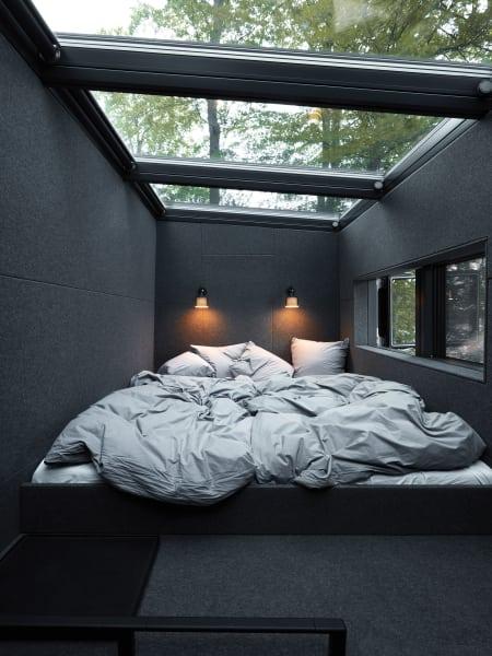 "Nur 55 Quadratmeter zählt der ""Vipp Shelter""."