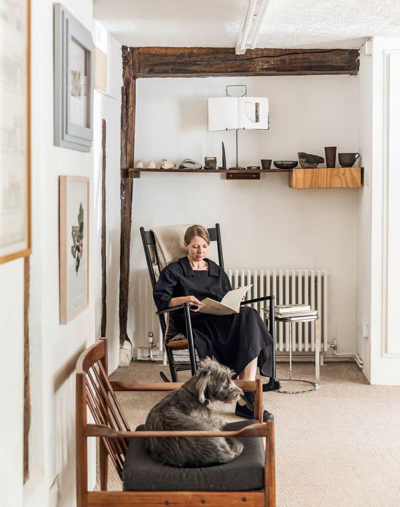 Zu Hause im Atelier: Zu Besuch bei Künstlerin Sarah Kaye Rodden