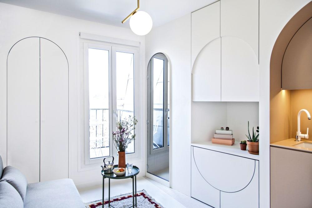 Small Spaces: So richten Sie Ihr Studio-Apartment richtig ein