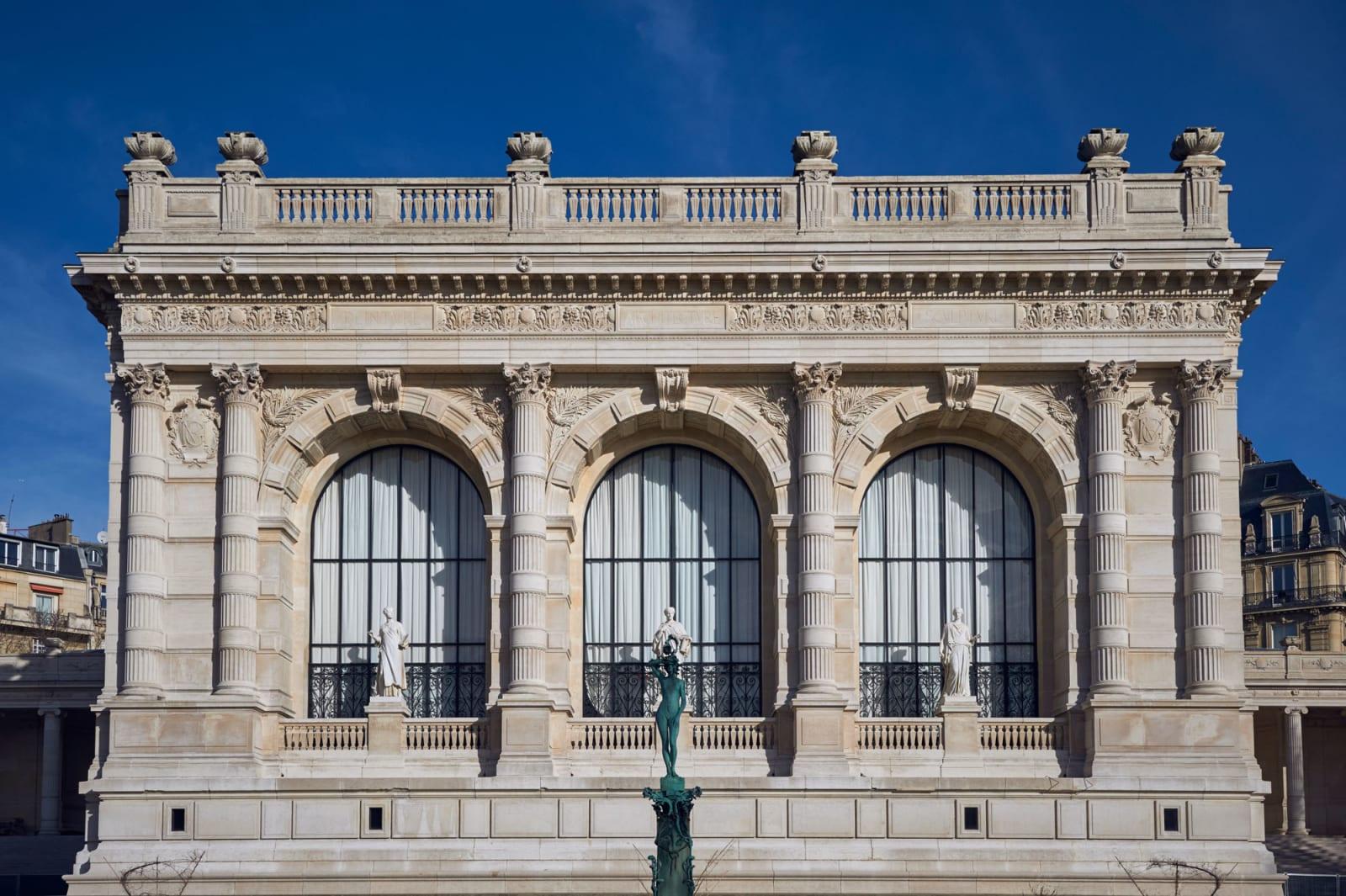 Palais Galliera in Paris