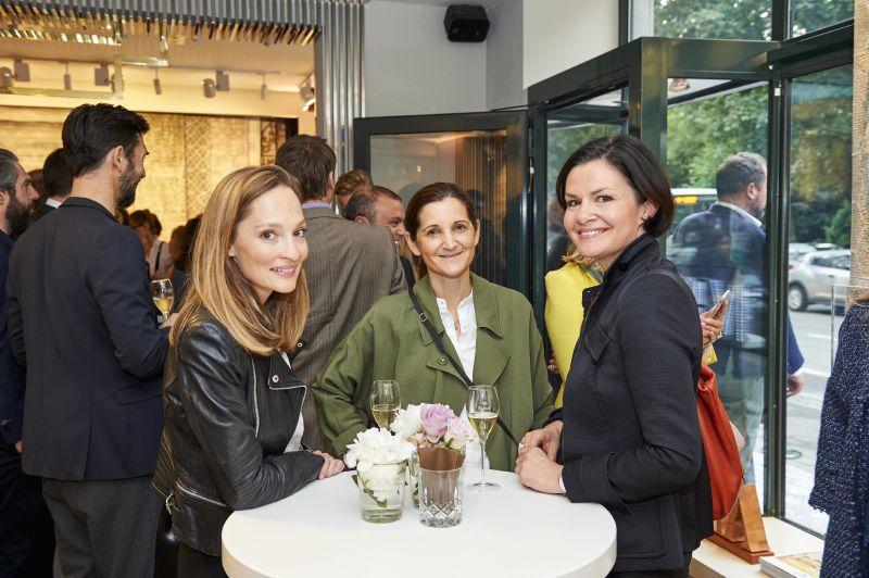 Andrea Latten, Susanne-Förg-Randazzo, Konstanze Braun