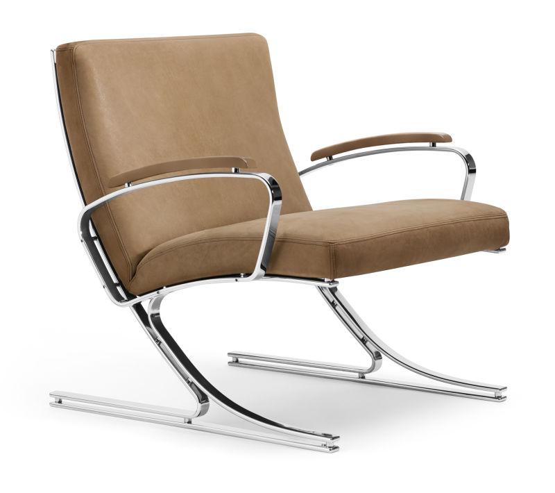 """7. """"Berlin Chair"""", Meinhard von Gerkan für Walter Knoll, 1956"""