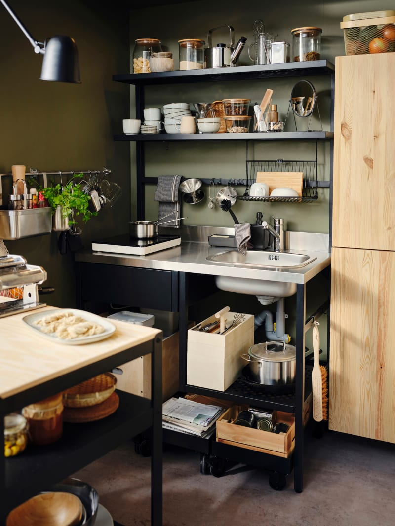 Ikea-Miniküche