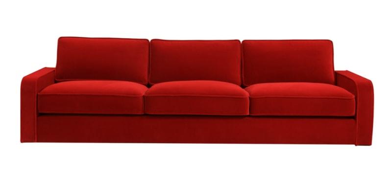 """""""Romeo Red Sofa"""", Dom Edizioni"""