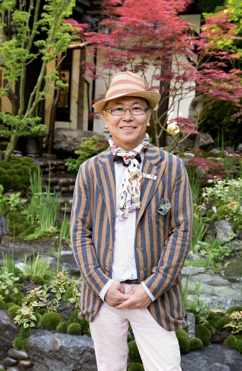 Ikenobo-Meister Kazuyuki Ishihara
