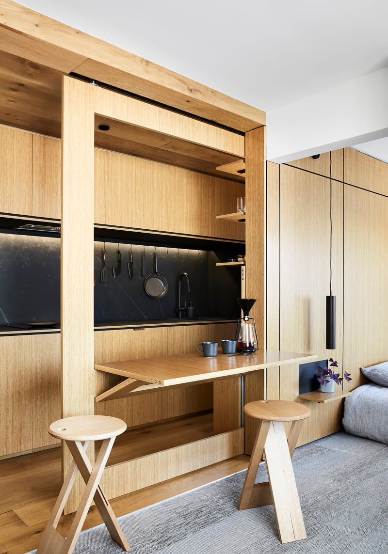 Type Street Apartment - Tsai Design Australia