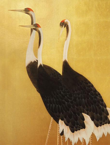 Asia Collection: Cranes