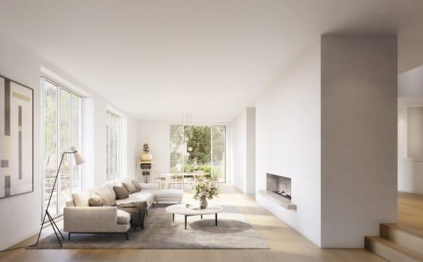 Feinsinniger Luxus: Hochwertige Materialien und klare Linien bestimmen die durchdachte Komposition von David Chipperfield für Euroboden.