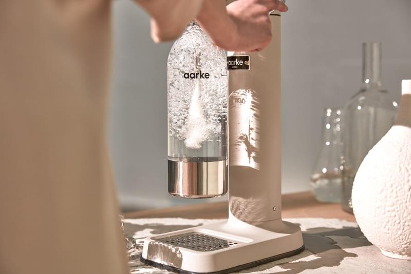 Wasserflasche Edelstahl Aarke