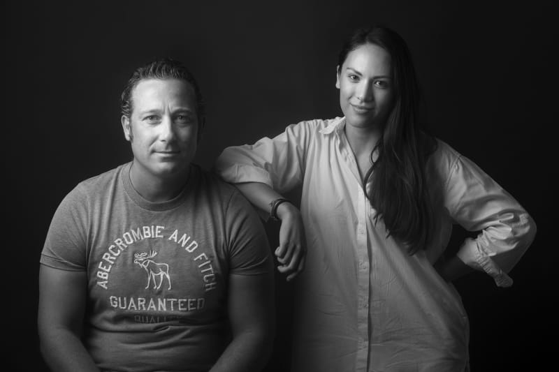 Massimo Ciuffi und Sara Ferron Cima.