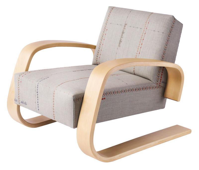 """4. """"Armchair 400"""", Alvar Aalto für Artek, 1936"""